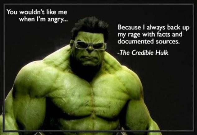 Hulk Quotes Today's Quotes False Pride Credible Hulk And Labeling Gmo Foods .