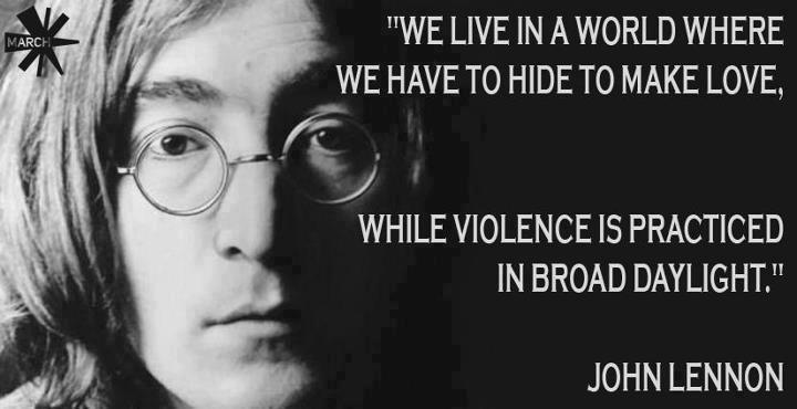 John Lennon Love Quotes Images & Pictures - Becuo